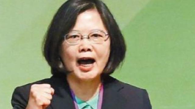 """蔡英文宣称台湾已""""独立"""" 外交部:世界上只有一个中国"""