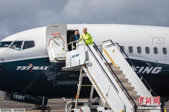 波音CEO离职仍可获6220万美元 空难死者家属不满