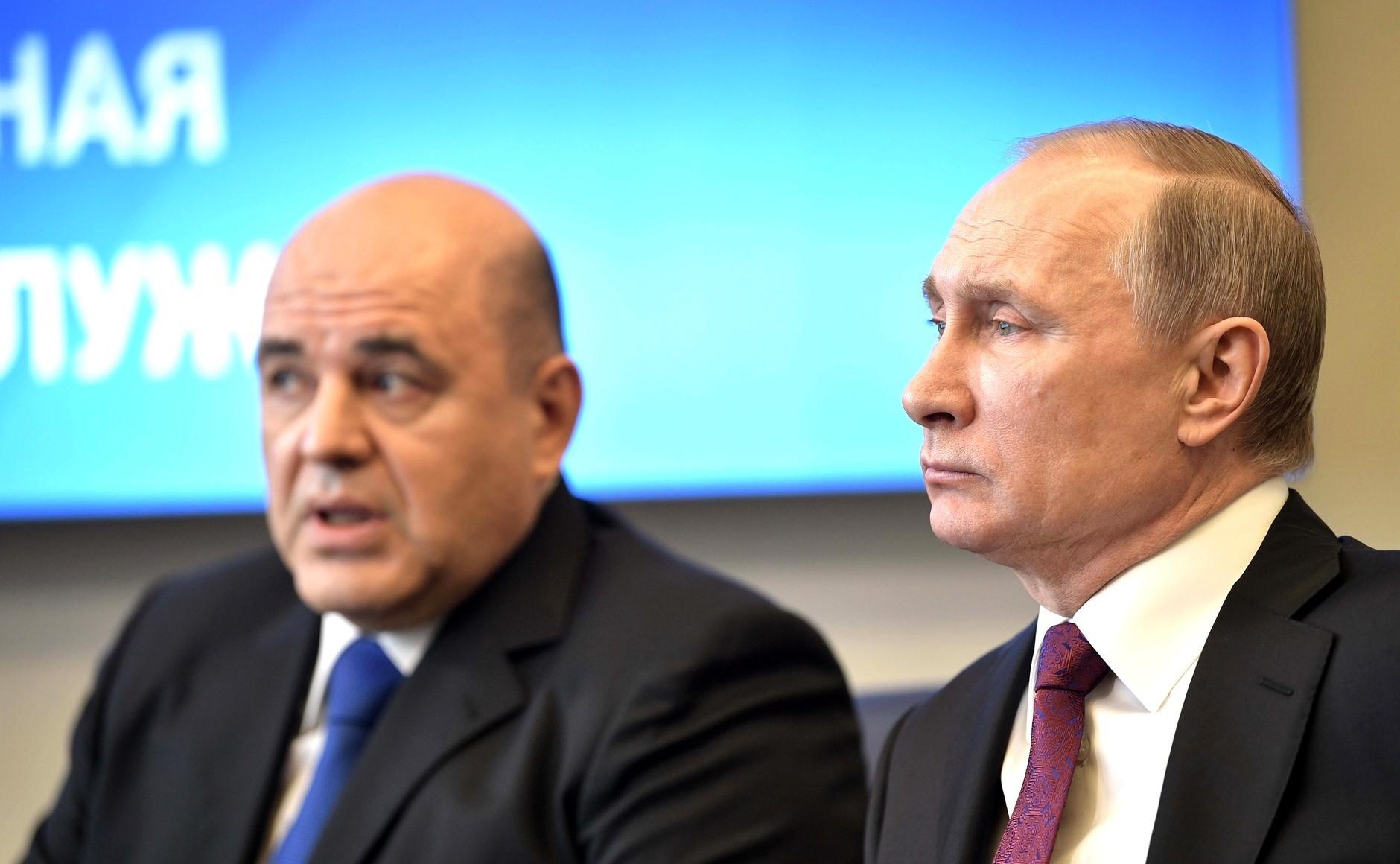 唐驳虎:普京为何突然重写俄罗斯权力版图?