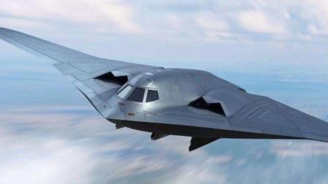 美媒列举中国最具潜力战机:轰20上榜 无人机只有这款
