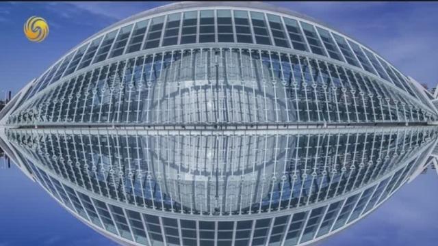"""建筑大师卡拉特拉瓦将""""大鱼海棠""""变成现实 建筑像鸟样翱翔"""