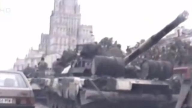 苏联经济因战乱逐渐崩溃 阿富汗战争后2年苏联宣布解体