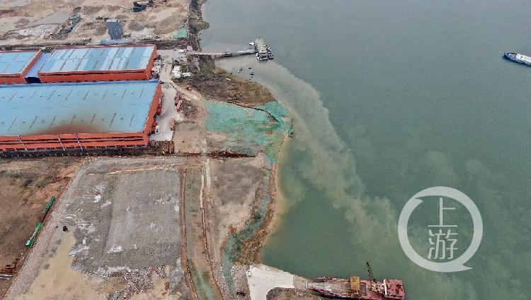環保志愿者舉報湘江被填埋近百米 當地政府已介入