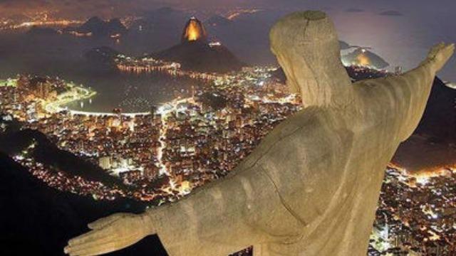 """筑梦天下:""""上帝之城""""巴西里约热内卢的前世今生"""