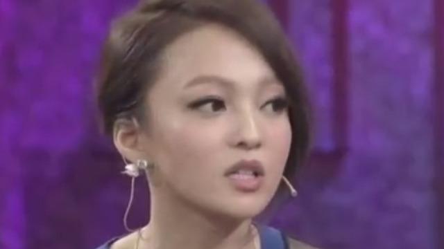 张韶涵讲述早年打工经历 全场观众听后大笑