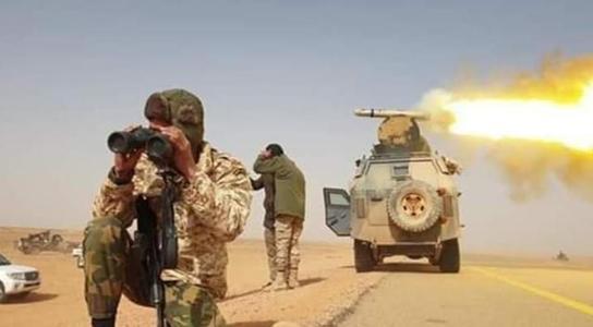 """利比亚首都机场遭火箭弹袭击 """"国民军""""重启""""禁飞区"""""""