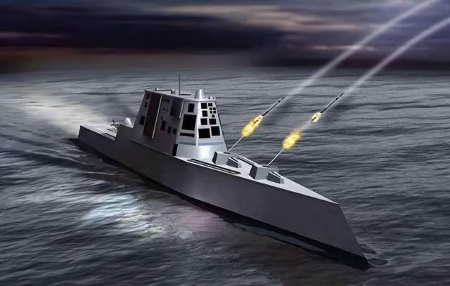 """外电关注中国""""无人战船""""进展 或被部署在两栖攻击舰上"""