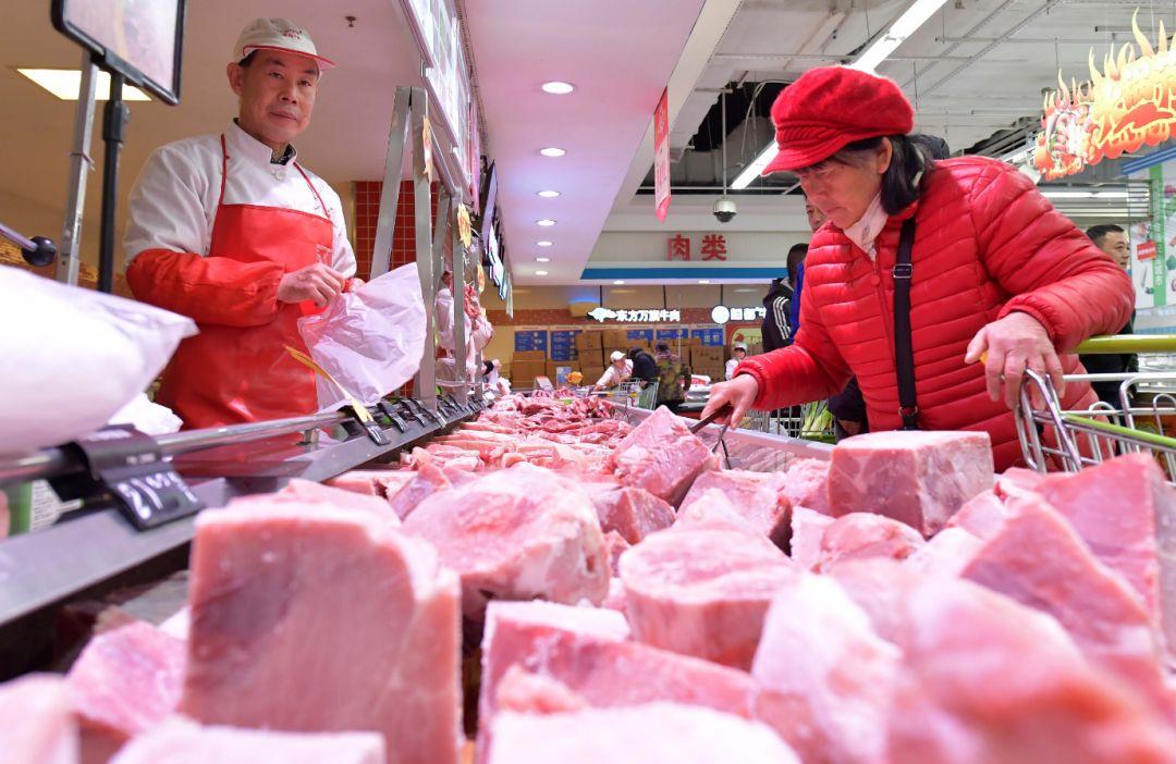 """过年吃猪肉有""""底气""""了!这次不只"""