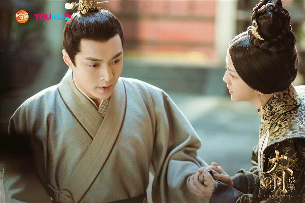 """《大明风华》的历史景深,演员张艺兴诠释明英宗朱祁镇的""""成长感"""""""