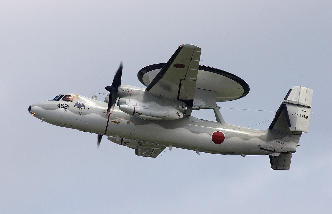 美国先进装备再遭日本泄密 这次是最强航母预警机