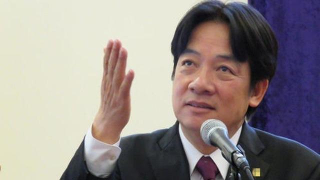 台媒:赖清德大谈民进党派系 暴露其对2024大位的企图