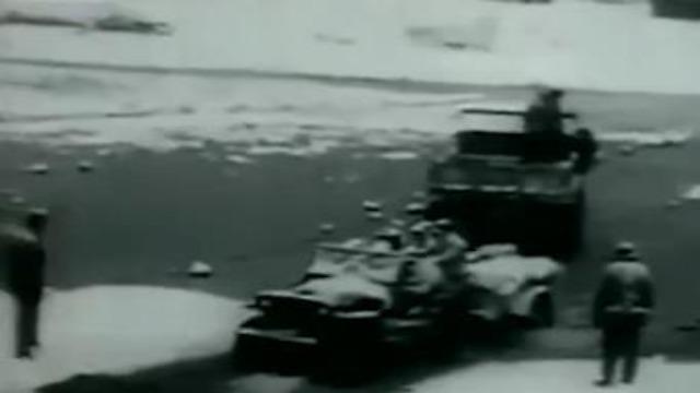 第二次战役美军陷入困境 圣诞节前结束战争泡汤撤离都成奢望