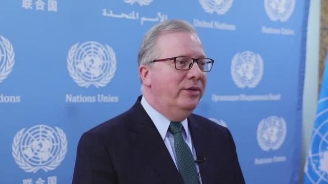 联合国驻华协调员给中国大众拜年:祝大家鼠年快乐 健康富足
