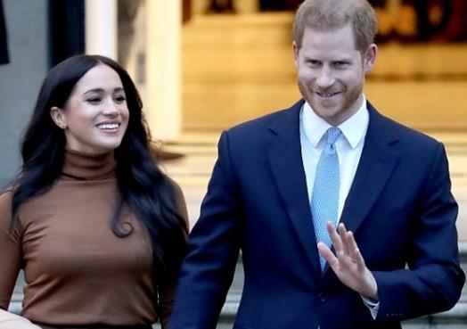 白金汉宫宣布:哈里梅根将放弃王室头衔