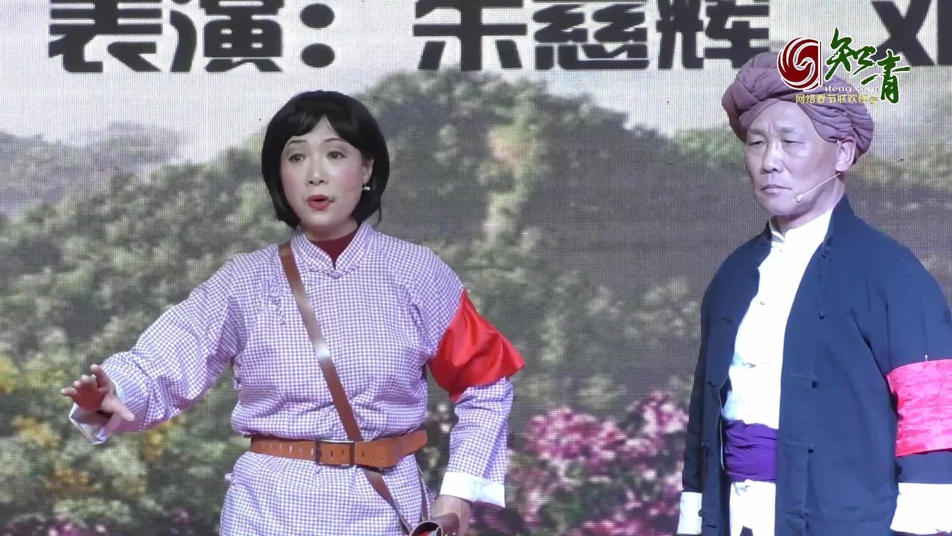 现代京剧《杜鹃山·黄莲苦胆味难分》