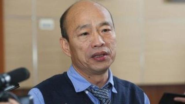 超尴尬!韩国瑜视察当面被呛:滚出高雄