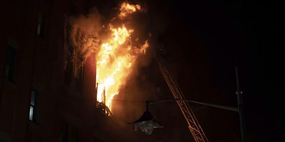美国华人博物馆遇火灾 近8.5万件历史藏品恐被毁