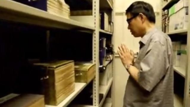 太珍贵了!一起看看饶宗颐老先生的藏书