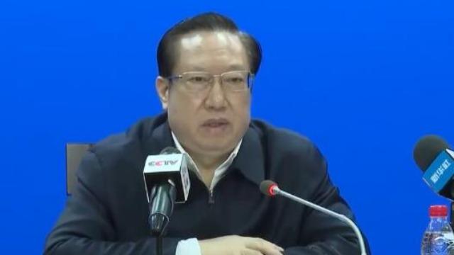 湖北省长王晓东表示痛心、内疚、自责