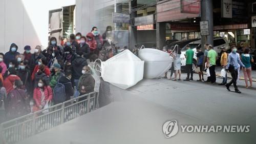 """韓媒:韓國光州市向8個中國""""姐妹城市""""捐5萬只口罩"""