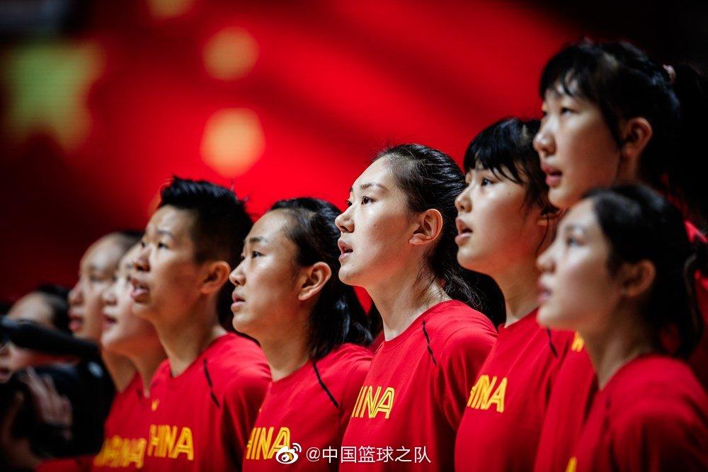 中国女篮迎开门红