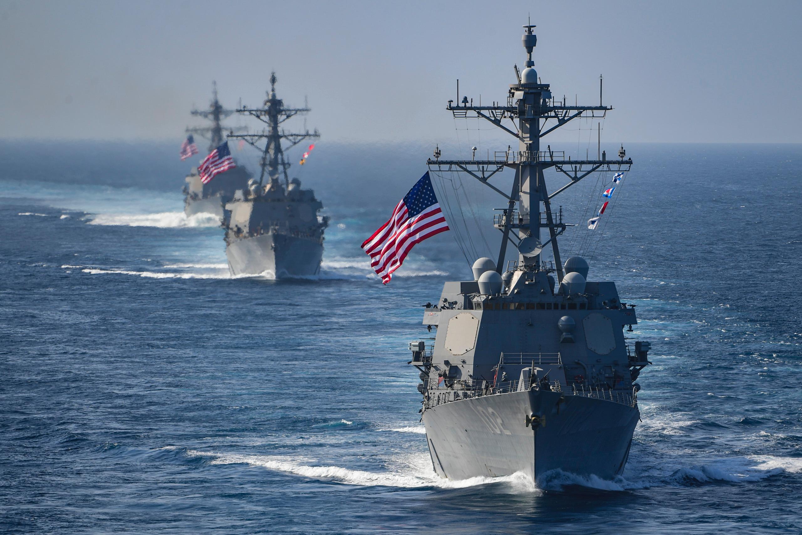 俄媒:美海军将调整结构大造护卫舰 数量超过原计划
