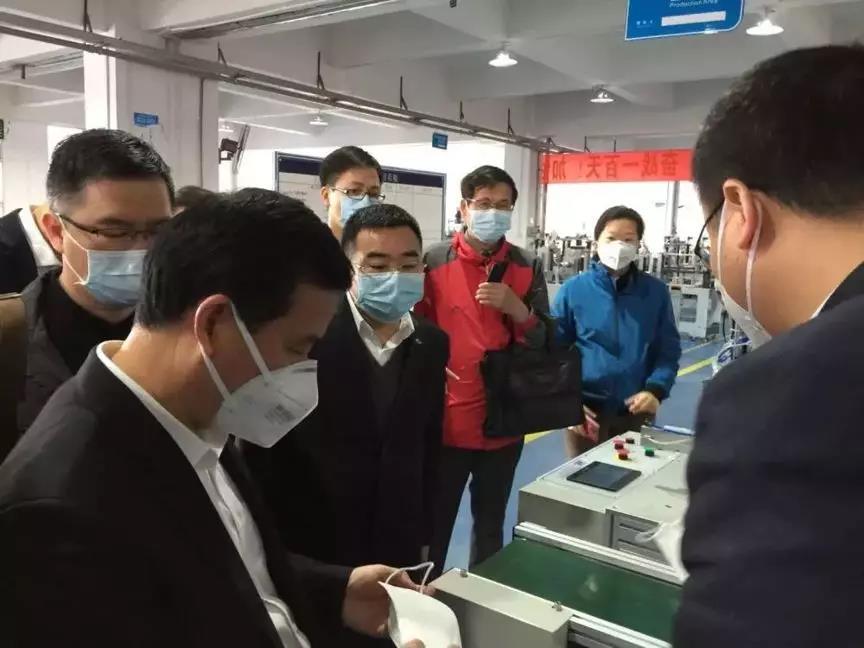 广汽部件技术中心员工在快裕达学习