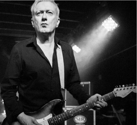 英國傳奇樂隊吉他手去世享年64歲 2019年曾來華巡演