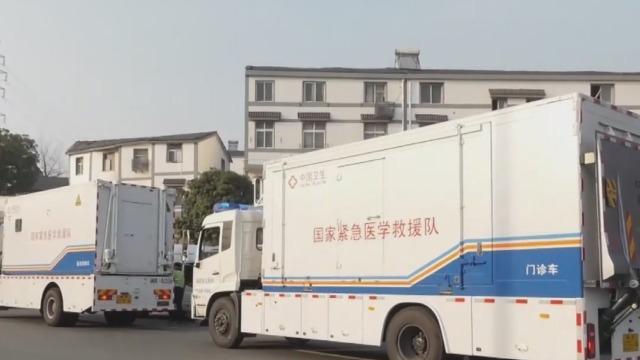 武汉交警建立多部门联动机制 保障应急车辆顺利通行