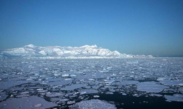 20.75℃!南极地区观测到有记录以来最高气温