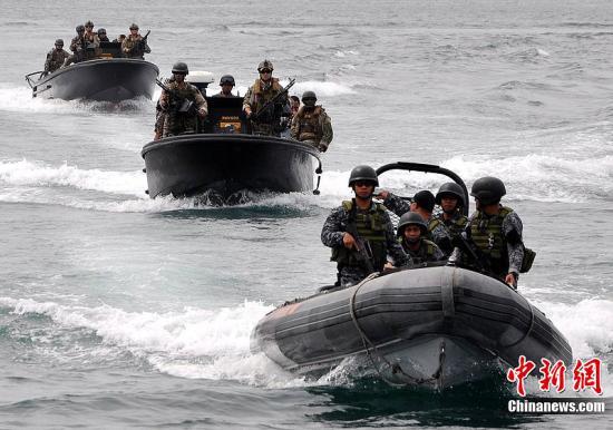 菲律宾将停止所有美菲军演