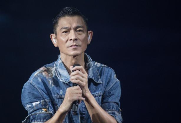 劉德華上海站演唱會延期舉辦 具體時間將另行通知