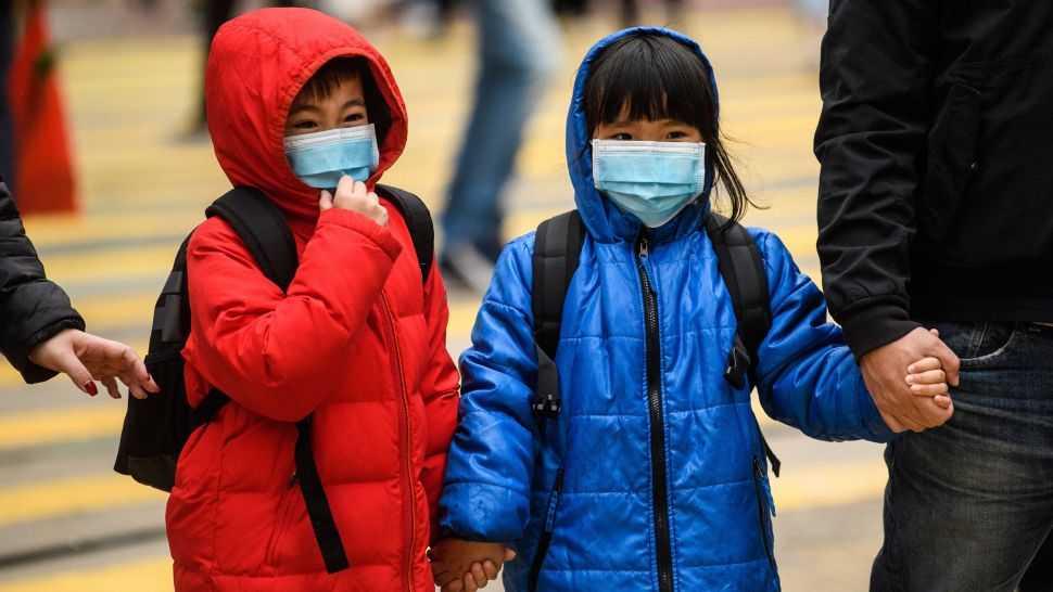 """新冠肺炎""""绕开""""儿童?外媒称或与免疫系统强大有关"""