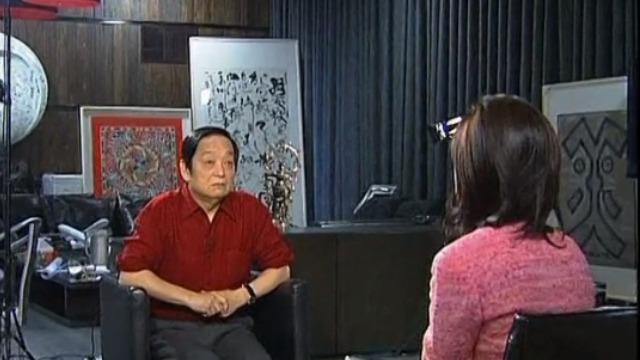 韩美林谈创作的灵感来源:善于发现 尊重生命
