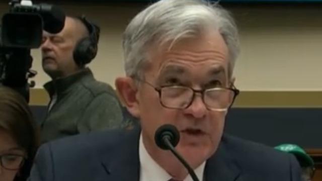 美联储鲍威尔出席国会听证会 评:货币政策处于合适位置