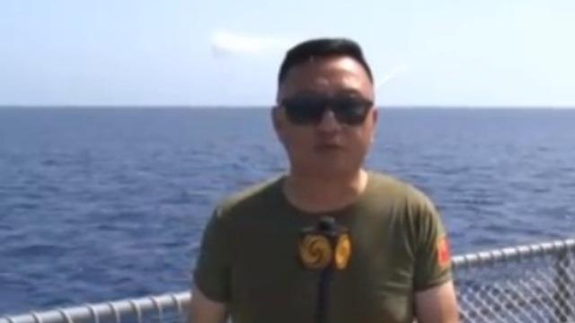叙利亚海行 俄潜艇发射加强打击IS