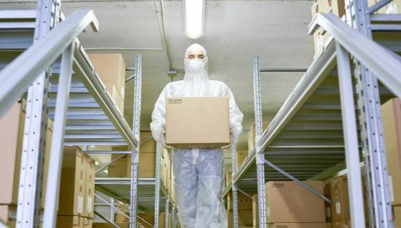 全球口罩总动员:法国日本工厂24小时不停工(图)
