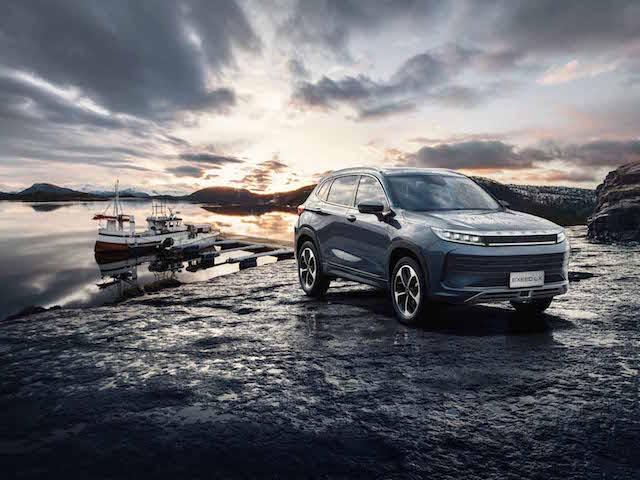 奇瑞汽车将进入北美市场 已与汉姆汽车签署合作协议