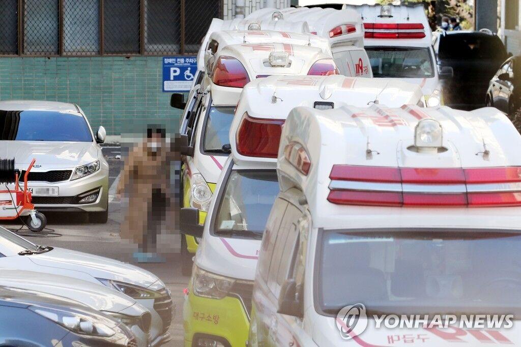 韩国新增46例确诊中近半数、第5例死亡病例均与邪教组织有关