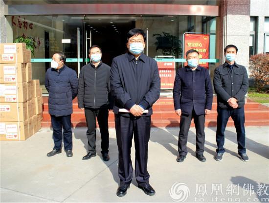 佛教慈善组织联合战疫:1650台医用消毒车捐赠防疫一线