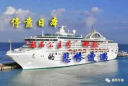 """当人们心系""""钻石公主号""""时,天津港另一艘邮轮选择这样做……"""