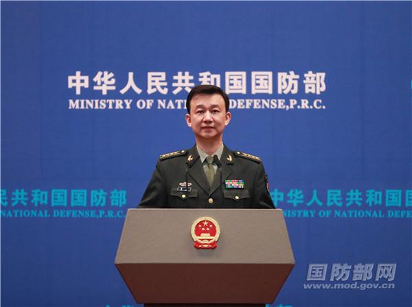 """美防长称中国构建""""侵略性""""军事姿态 国防部回应:一派胡言"""