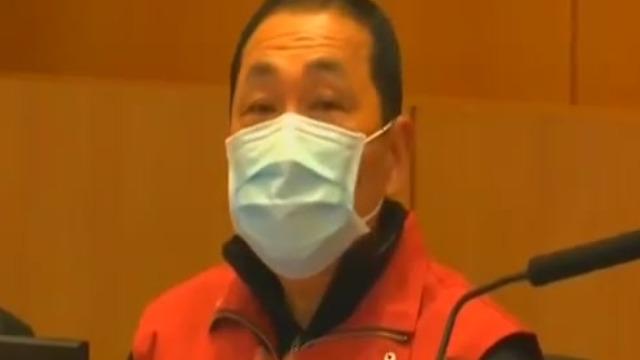 台北市主动表示要拉高防疫层级 新北市长:防疫做在前