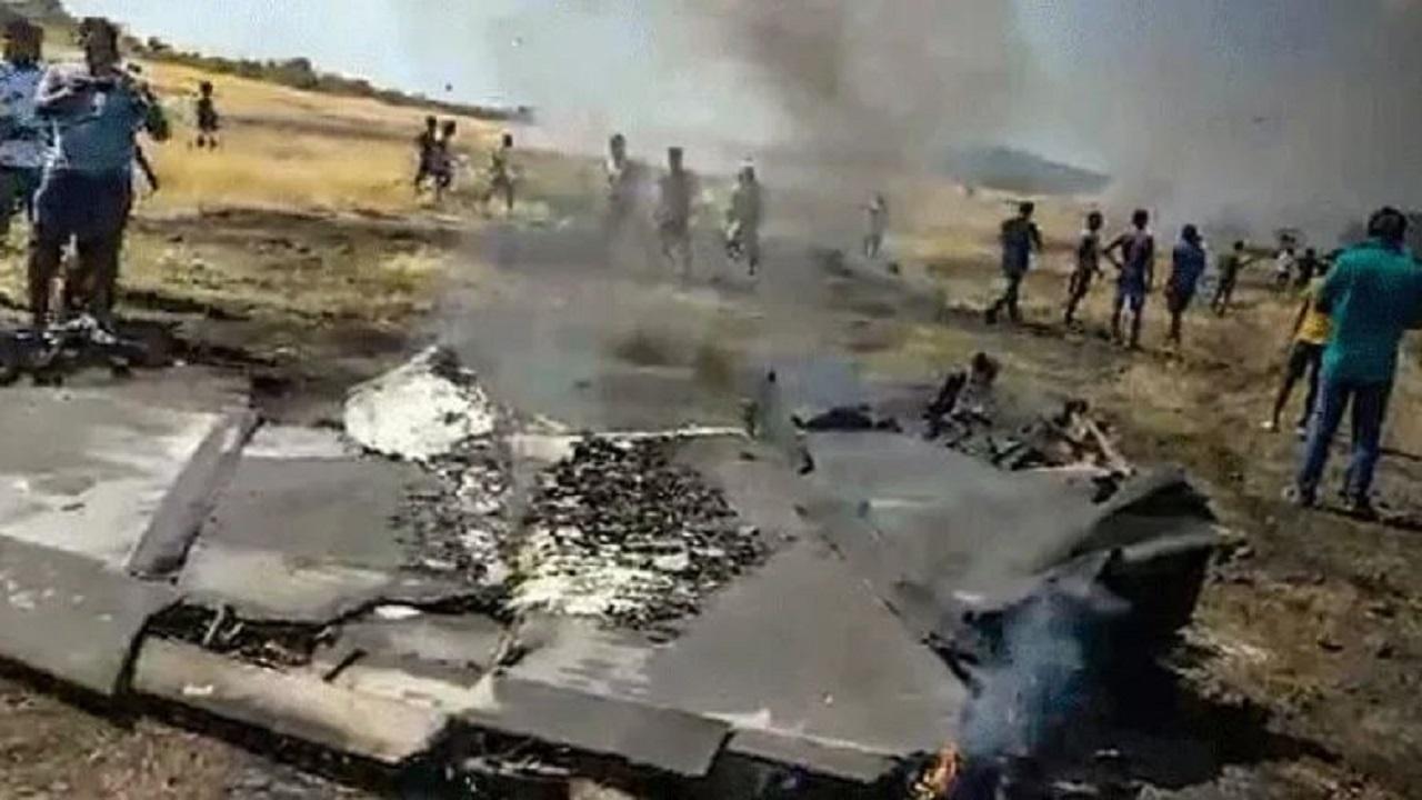 印军米格-29K舰载机坠毁 机队问题多出勤率不到一半