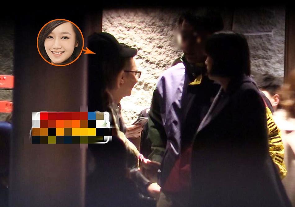 胡歌前女友薛佳颖疑似有新恋情,这是