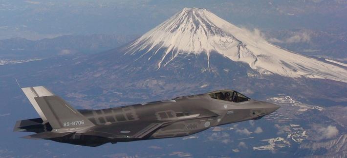 """F-35战机也因疫情""""中招"""" 日本组装厂已停工一周"""
