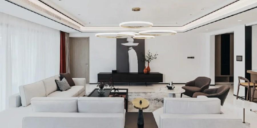 简洁、纯粹私宅设计图