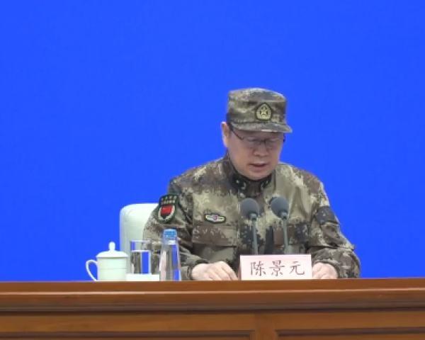 外媒問中國解放軍為何沒出現感染病例,軍方回應