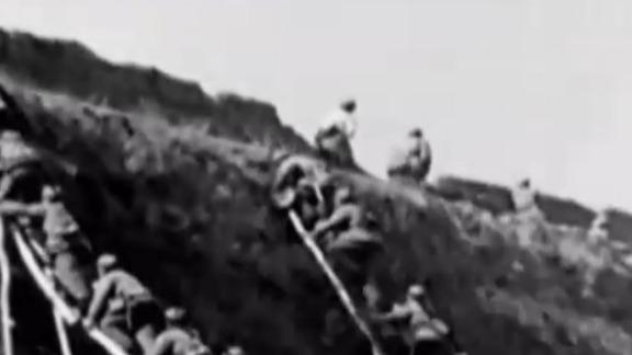 徐向前攻打山西损失惨重 有三个连只剩下六名步枪兵