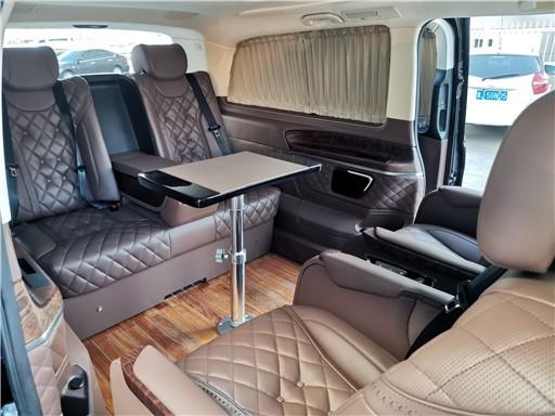 奔驰v级v260新款尊贵加长报价  咨询热线:15088779054